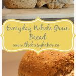 Everyday Whole Grain Bread