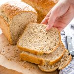 Easy Whole Grain Sandwich Bread