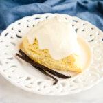 Best Ever Vanilla Bean Scones