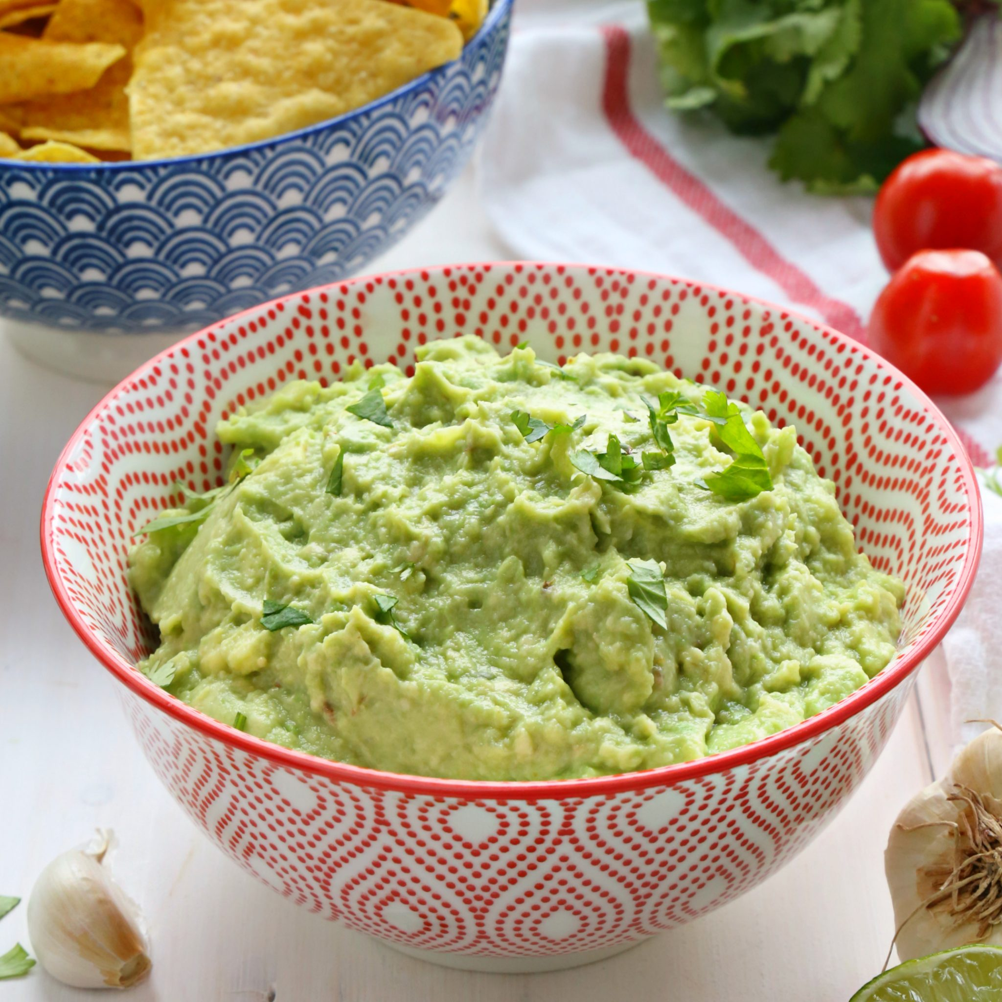 Best Ever Healthy Guacamole Easy To Make The Busy Baker