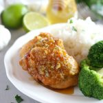 Honey Garlic Lime Chicken