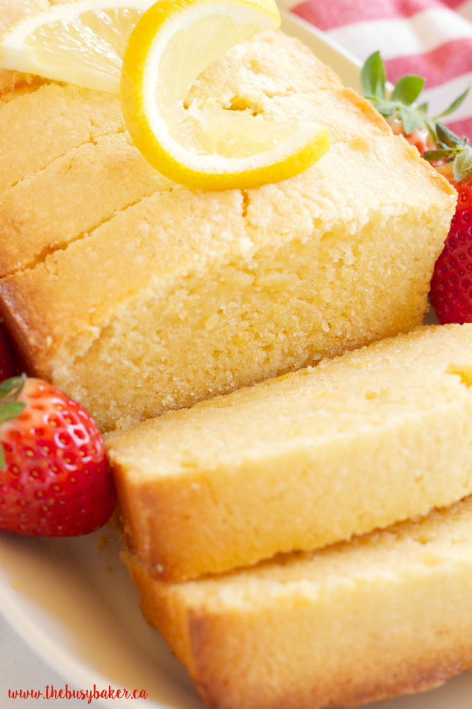 Difference Between Pound Cake And Butter Cake