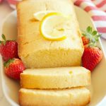 Perfect Lemon Pound Cake
