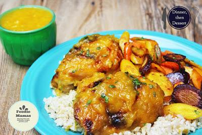 Mango Habanero Preserve Chicken