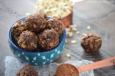 http://www.whattheforkfoodblog.com/2015/02/20/chocolate-coconut-energy-bites/