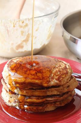 http://www.thebusybaker.ca/2015/04/healthy-buttermilk-pancakes.html