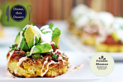 http://dinnerthendessert.com/cheesecake-factory-corn-cakes