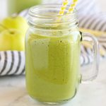 Green Apple Spinach Smoothie