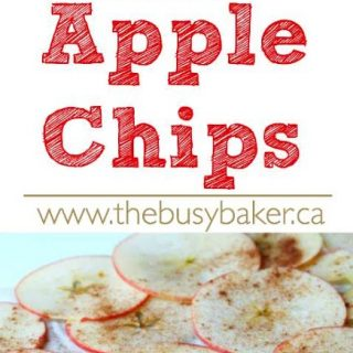 Homemade Apple Chips