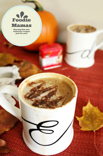 Best Of This Life - Homemade Vegan Pumpkin Spice Latte