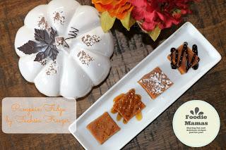 Fuchsia Freezer - Pumpkin Fudge