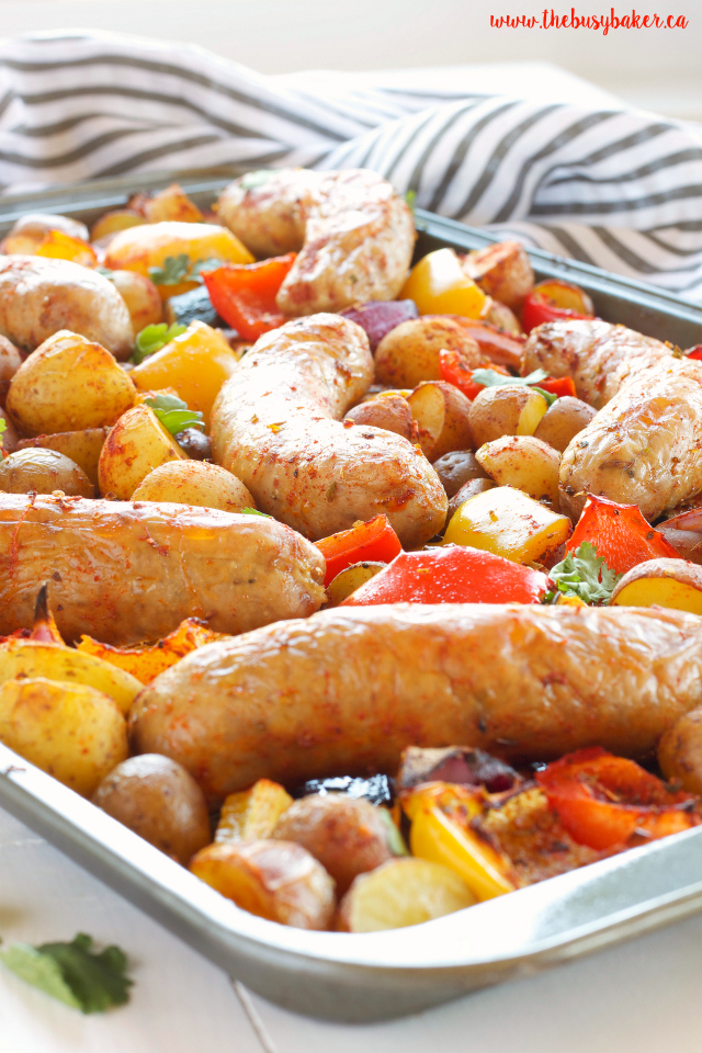 http://www.thebusybaker.ca/2016/11/italian-sausage-sheet-pan-dinner.html