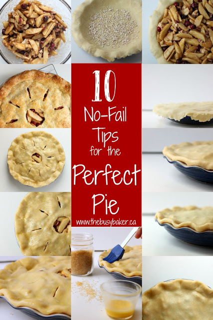 titled image: 10 No-Fail Tips for the Perfect Pie
