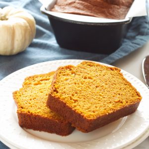 Best Ever Pumpkin Spice Bread