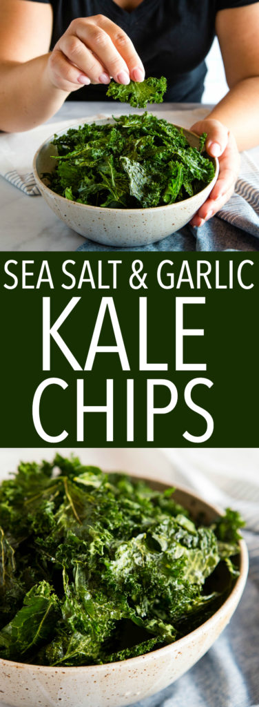 kale chips pinterest