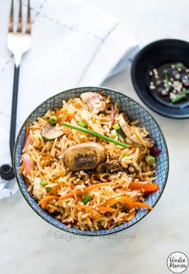 http://www.easybabymeals.com/quick-mushroom-fried-rice