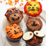 Zoo Animal Cupcakes Tutorial