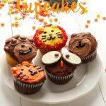 Zoo Animal Cupcakes Tutorial