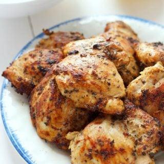 Easy Greek Chicken Souvlaki