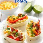 Breakfast Burrito Bowls