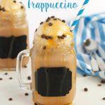 Dairy-Free Mocha Caramel Frappuccino