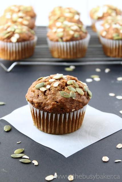 http://www.thebusybaker.ca/2015/10/pumpkin-oat-muffins.html