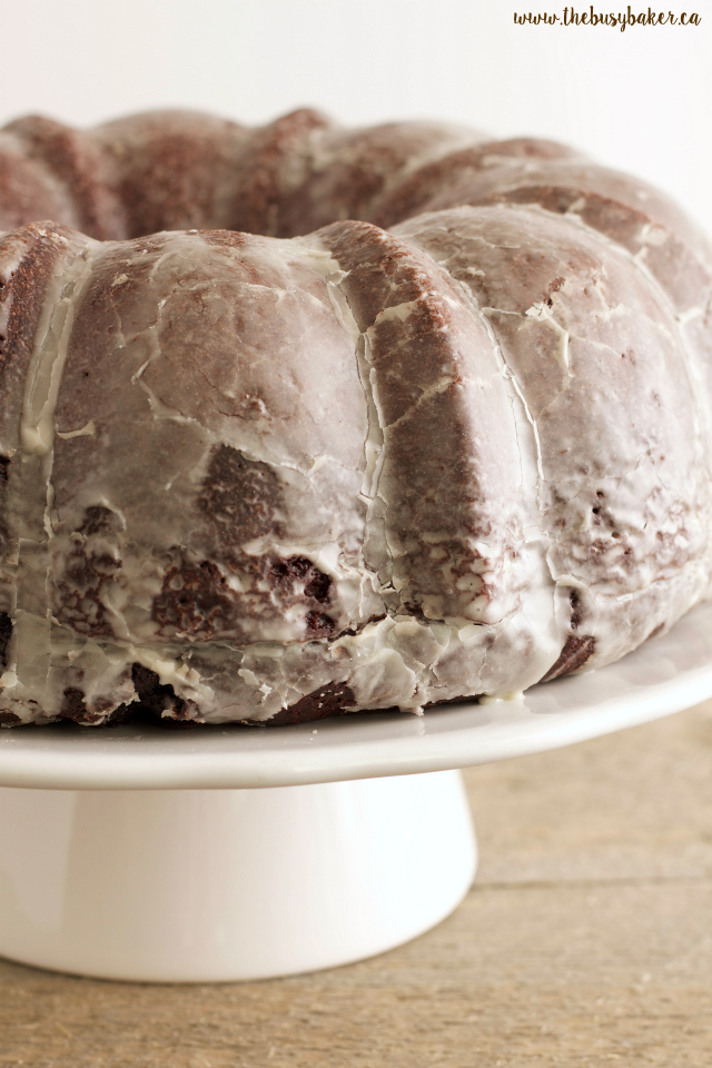 Best Bundt Cake Glaze