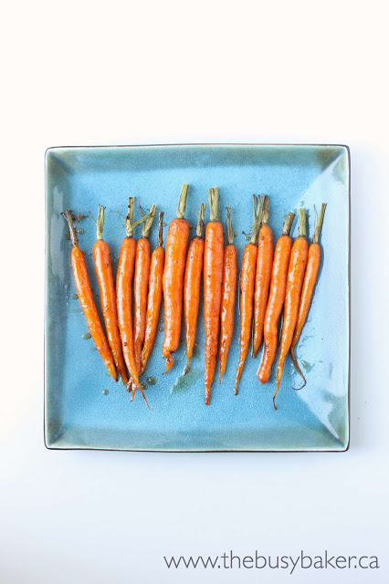 http://www.thebusybaker.ca/2015/30 of the best Holiday and Christmas recipes you'll ever try! www.thebusybaker.ca09/roasted-carrots-with-honey-balsamic.html