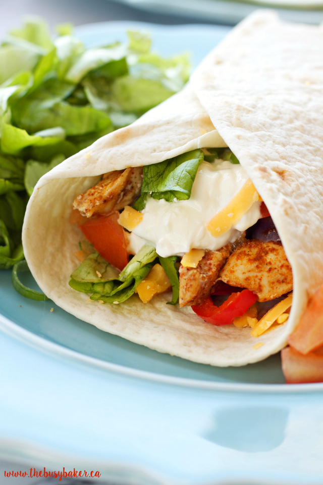 http://www.thebusybaker.ca/2015/10/oven-chicken-fajitas-with-dairy-free.html
