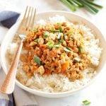 Easy Teriyaki Chicken Rice Bowls