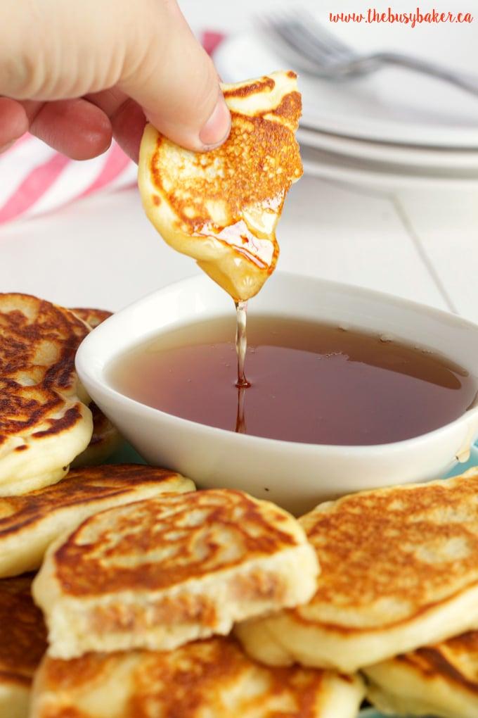 Breakfast Sausage Pancake Dippers - 373.7KB