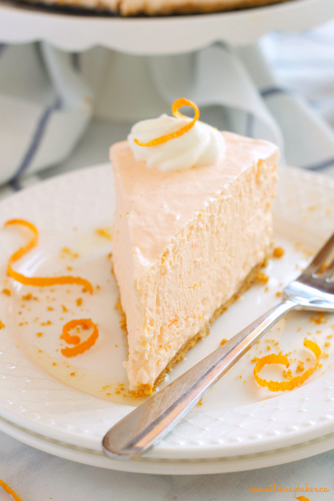 Youtube Easy Orange Cheese Cake Recipe