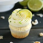 Dairy-Free Coconut Lime Cupcakes