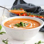 Easy Homemade Roasted Tomato Soup