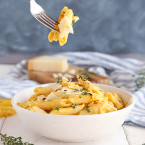 Creamy One Pot Butternut Squash Pasta