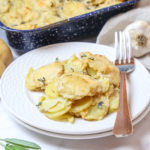 Easy Homemade Potato Gratin