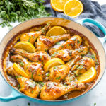Easy One Pan Orange Ginger Chicken