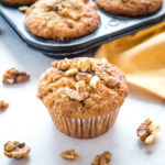 Best Ever Banana Nut Muffins