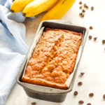 Best Ever Chocolate Chip Banana Bread