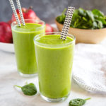 Healthy Green Protein Smoothie