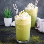 Healthy Matcha Green Tea Frappuccino