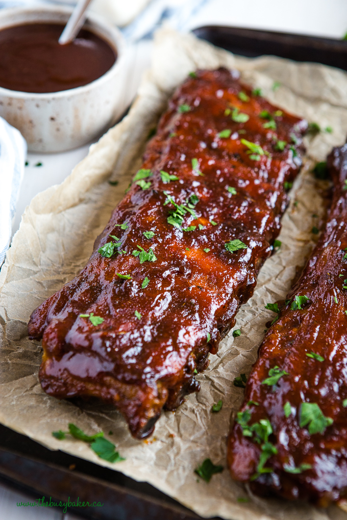 honey garlic ribs sauce