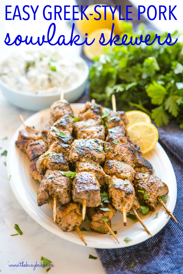 Greek-Style Pork