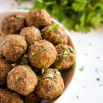Easy Baked Classic Meatballs