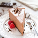 Best Ever No Bake Chocolate Cheesecake