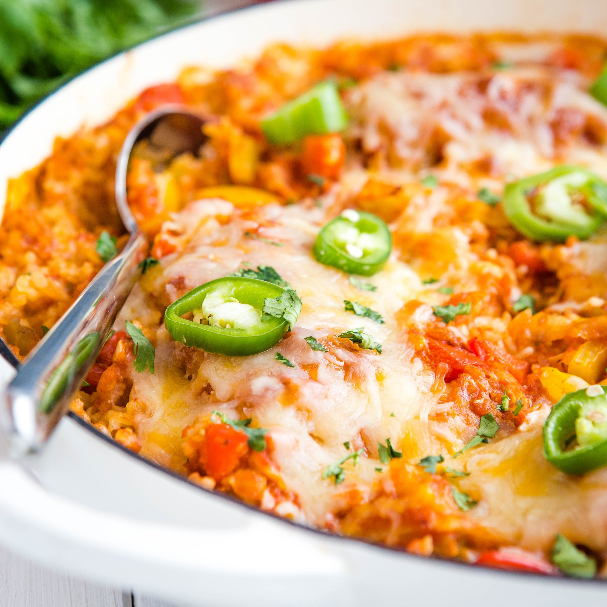 Easy Baked Salsa Chicken And Rice {Weeknight Meal}