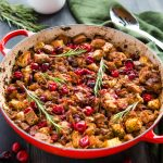 Cranberry Bacon Stuffing (Quick Stuffing Recipe)