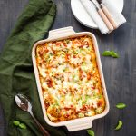 Easy Ricotta and Spinach Stuffed Shells