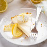 Easy No Bake Lemon Tart