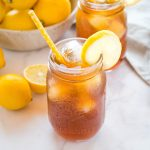 Healthy Homemade Iced Tea